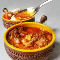 South Indian Beef Pickle Recipe