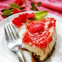 No-Cream Cheese Cheesecake | How to Make Cheesecake without Cream Cheese