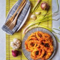 Hot Butter Cuttlefish Recipe | Stir-Fried Squid/Calamari