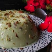China Grass (Agar-Agar) Milk Pudding | 3-Ingredient Recipe