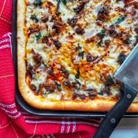 Pizza Hut Style Pizza Dough Recipe